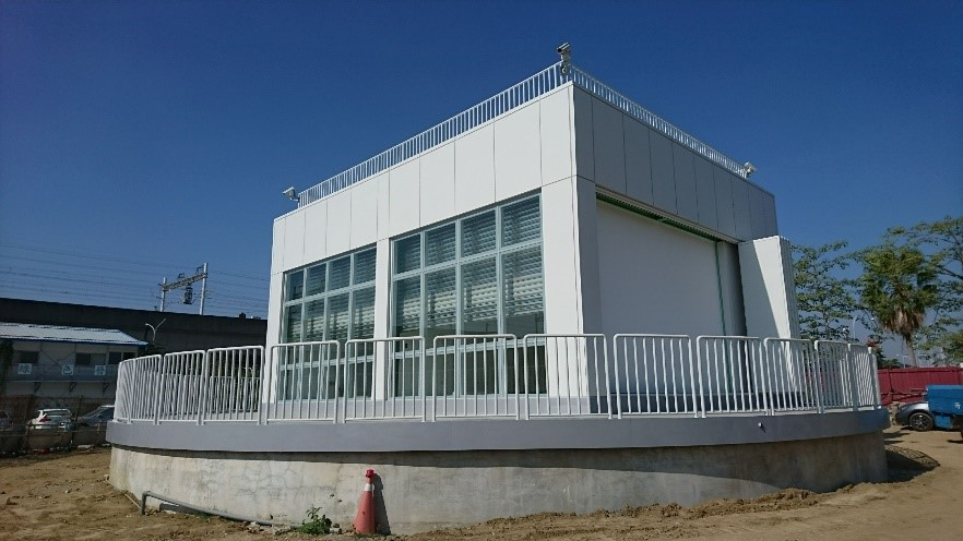 Photo of Subtropical Performance Test Bed for Innovative eNergy Research in Building (SPIN Lab)