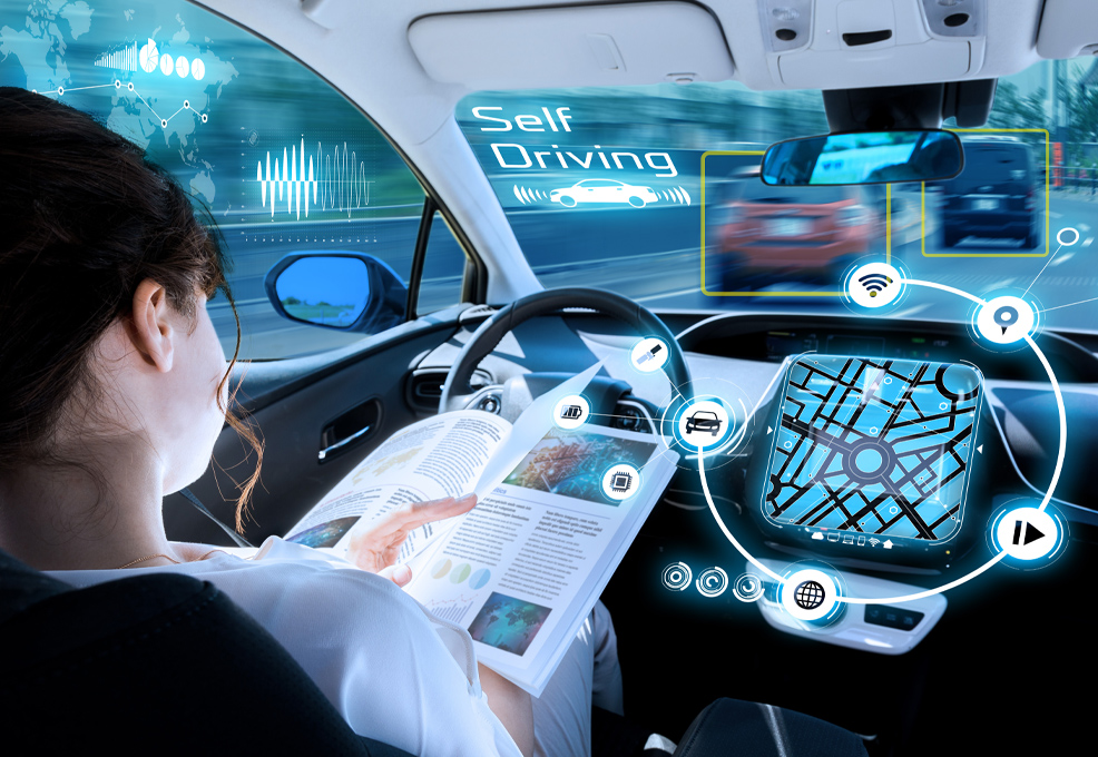 Paradigm Shift in Autonomous Driving