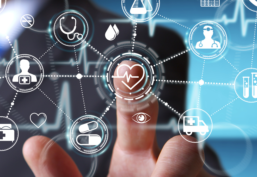 A New World of Smart Healthcare