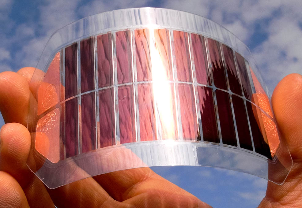 Disruptive Innovation for Photovoltaic Technology: Perovskite Solar Cells